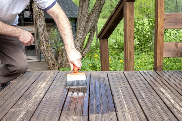 Что поможет древесине служить дольше?