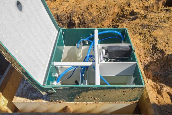 Локальное очистное сооружение- эффективный способ решения проблемы утилизации отходов