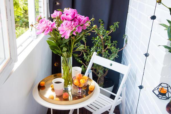 Сделайте ваш балкон уютным уголком для работы или отдыха