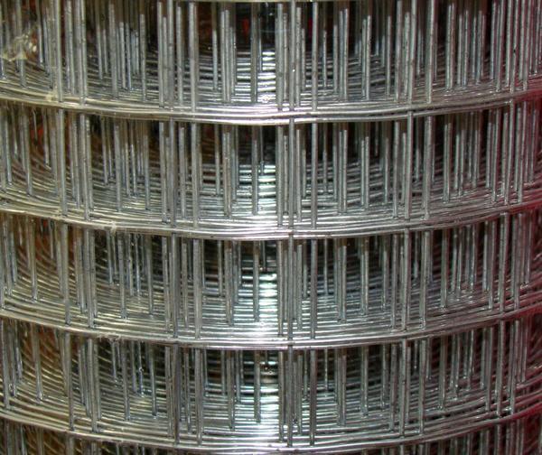 Сварная оцинкованная сетка. Фото сайта xagetu.tk.