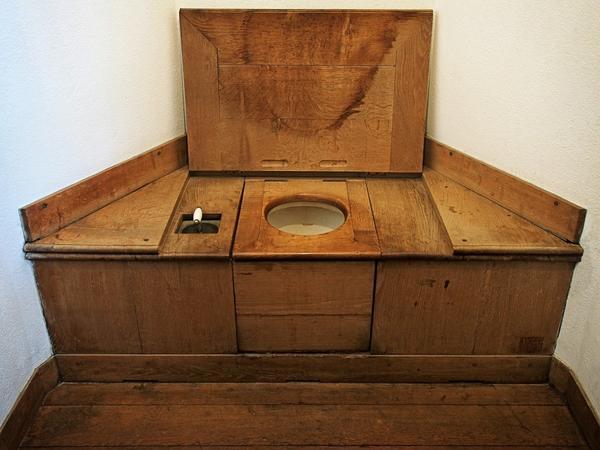 Стульчак компостирующего туалета