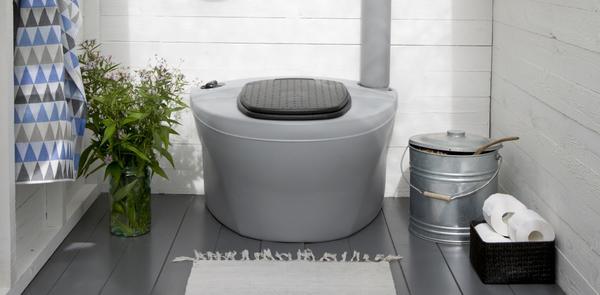 Торфяной туалет. Фото сайта kekkila-shop.ru