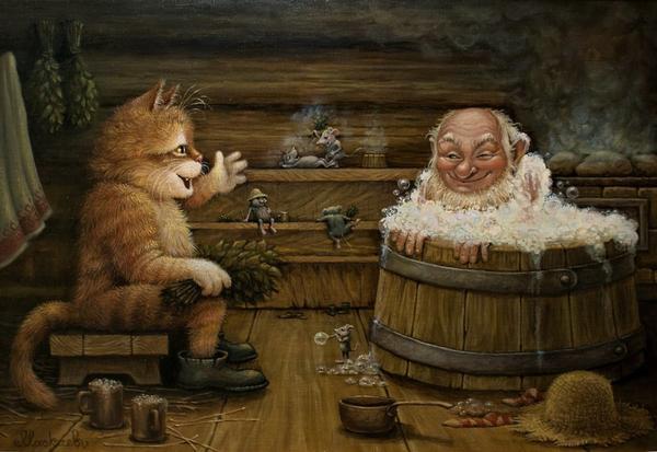 Некоторые представляют себе Банника так. Фото сайта taynikrus.ru