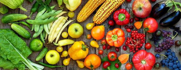 Разноцветье антиоксидантов