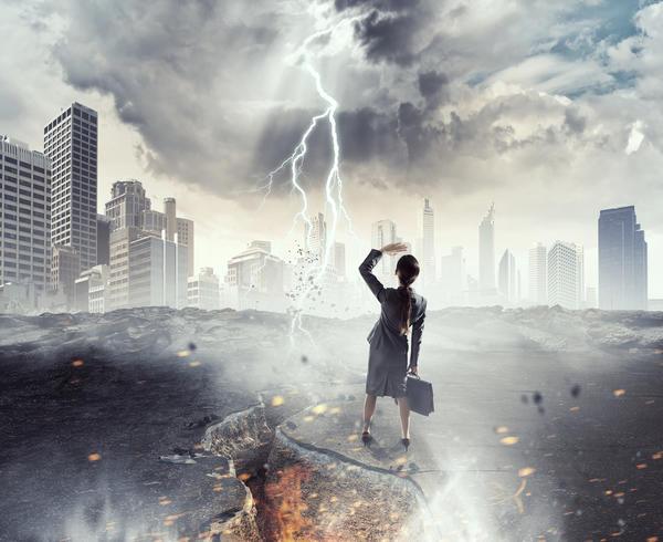 Плохая экология - одна из главных причин развития окислительного стресса у жителей мегаполисов и промышленных центров