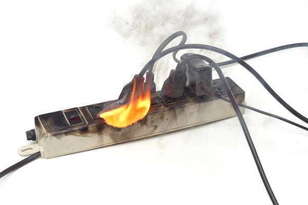 Эксплуатируйте электроприборы правильно
