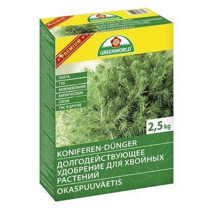 Комплексное удобрение Greenworld. Фото с сайта obi.ru
