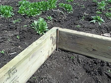 Фундамент для теплицы. Фото с сайта oteplicah.com