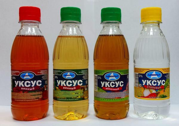 Уксус поможет в борьбе с фитофторозом. Фото с сайта 2-mind.ru