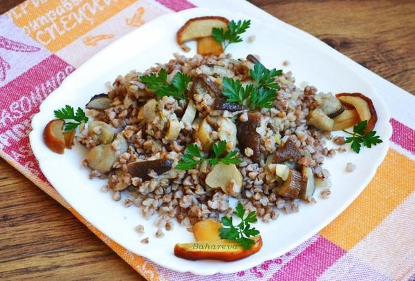 Блюда из гречки с мясом и без: 8 рецептов