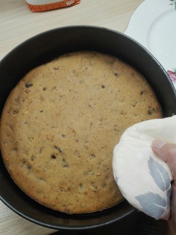 Главный индикатор готовности - медово-хлебный аромат, заполняющий кухню