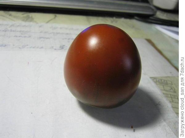 Чем не пасхальное яичко?