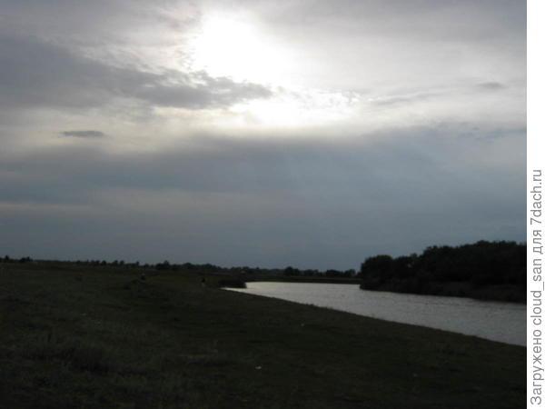 Река Ик.