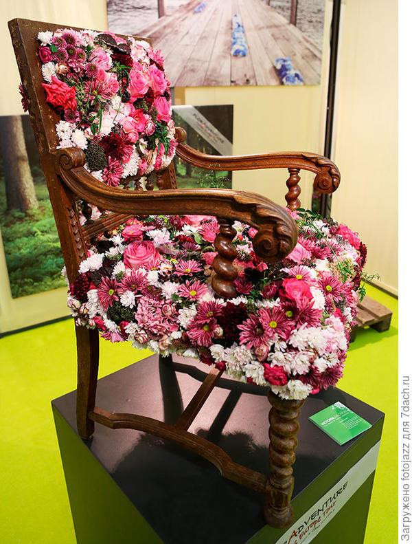 мебели для птичкиной квартиры:))