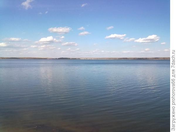 озеро Большой Шантропай