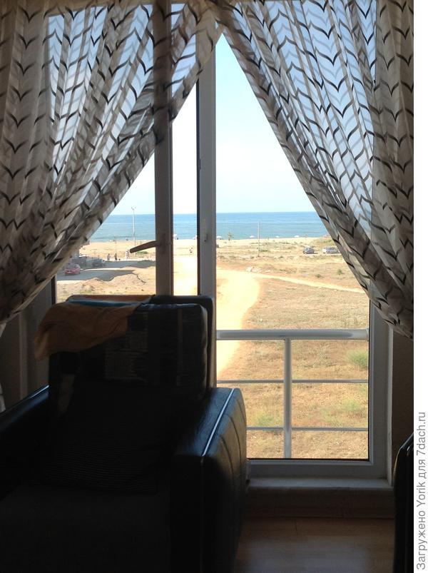 Такой вид из окна устроит?