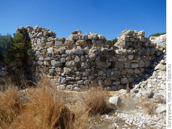 Алтарь раннехристианской базилики