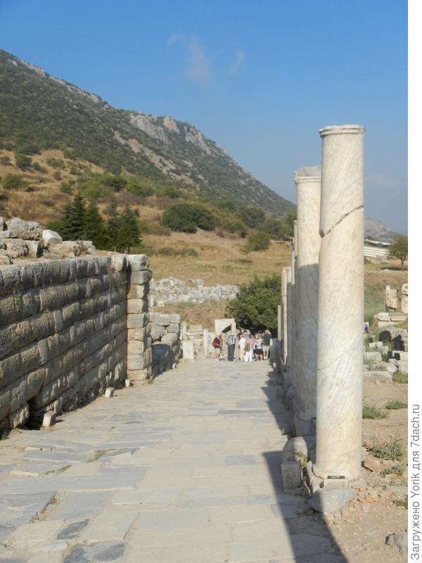 Парадный проспект Эфеса