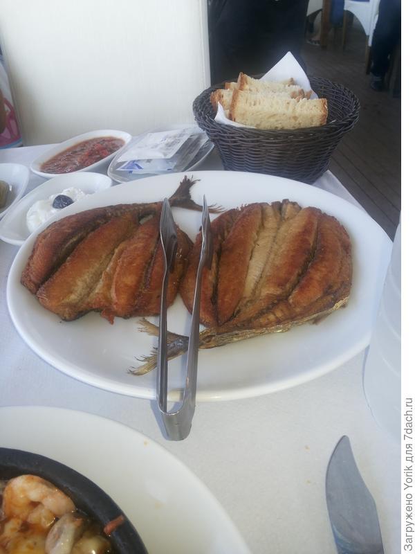 жареная рыба, это, Вещь!