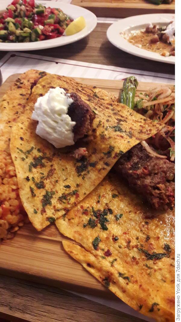 Два очень местных блюда (продолжение)