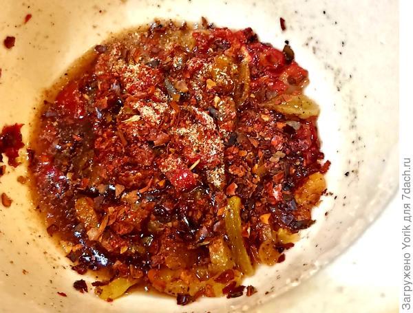 Остро-сладкий соус - пошаговый рецепт приготовления с фото