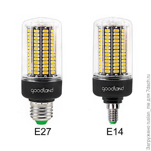 LED лампа, с высокими потребительскими качествами.