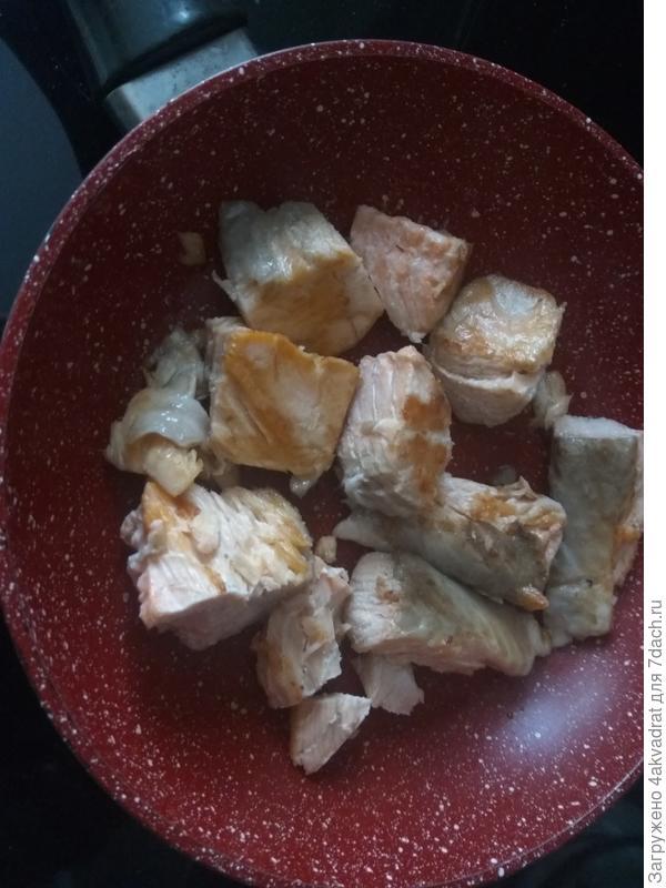 Салат «Союз рыбы и цитруса», а проще говоря - салат из лосося и грейпфрута - пошаговый рецепт приготовления с фото
