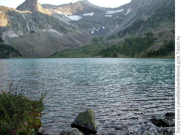Озеро Крепкое