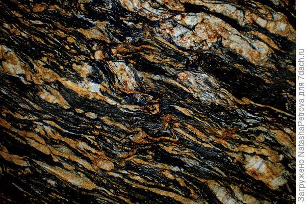 Гранит Magma Gold. Фото с сайта http://nensy.ru/