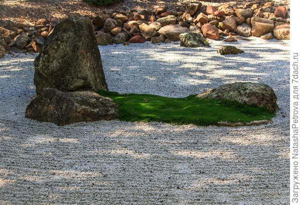 Сад камней монастыря Рёан-дзи