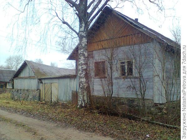 Наш дом, вид с улицы