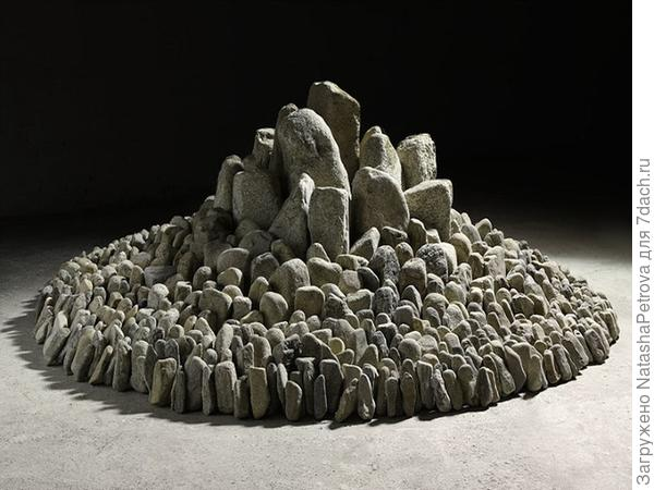 Один из арт-объектов корейского скульптора Jae Hyo Lee. Фото с сайта http://www.leeart.name