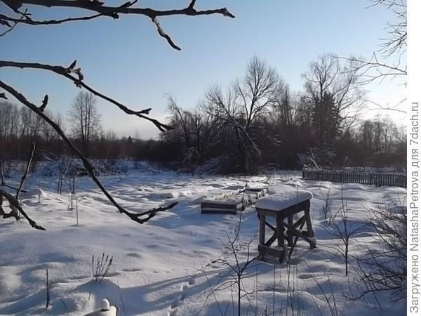Зима. В ожидании нового сезона