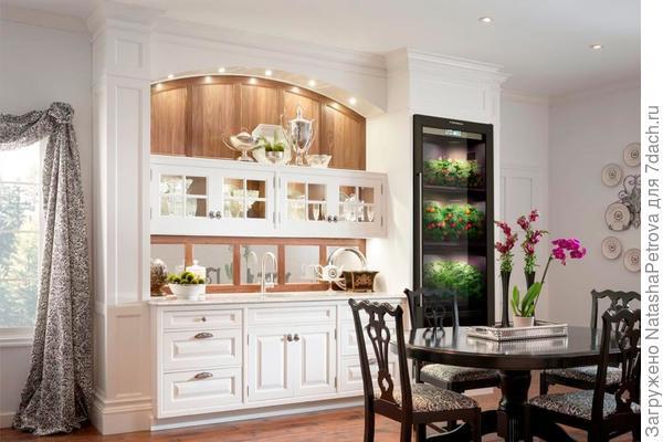 Грядка на вашей кухне. Фото с сайта fibonacci.farm