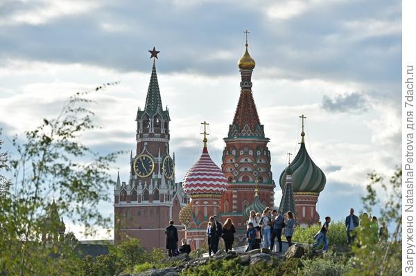 Восхитительные панорамы столицы. Фото с сайта stroi.mos.ru