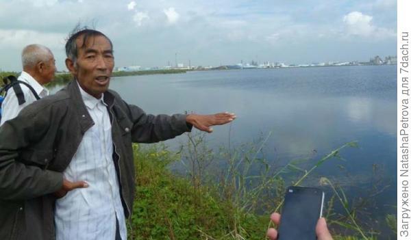 Воды озера стали тихими и практически безжизненными. Фото с сайта dailymail.co.uk