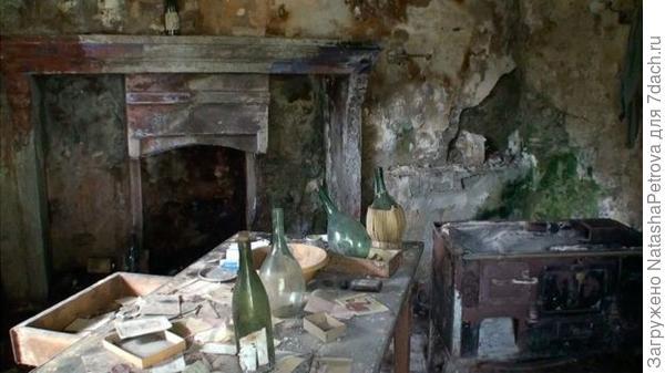 Жители Кориппо покидают свои дома. Фото с сайта bbc.com