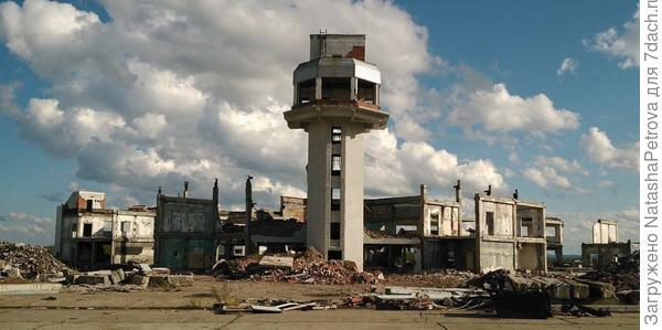 Международный аэропорт города Усть-Илимска. Не состоявшийся