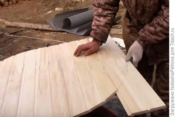 Изготовление донного щита для колодца. Фото с сайта http://sovet-ingenera.com
