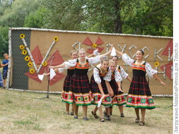 V фестиваль Я - русский крестьянин. Фото с сайта http://beltourism31.ru