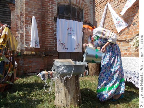 Стирка.Фото с сайта culture.ru