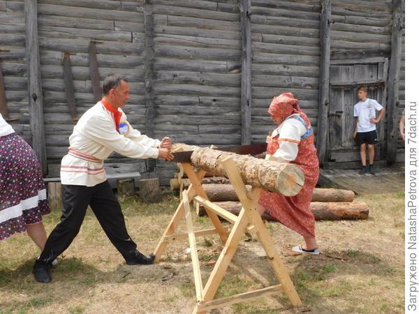 Без дров не останутся! Фото с сайта http://beltourism31.ru