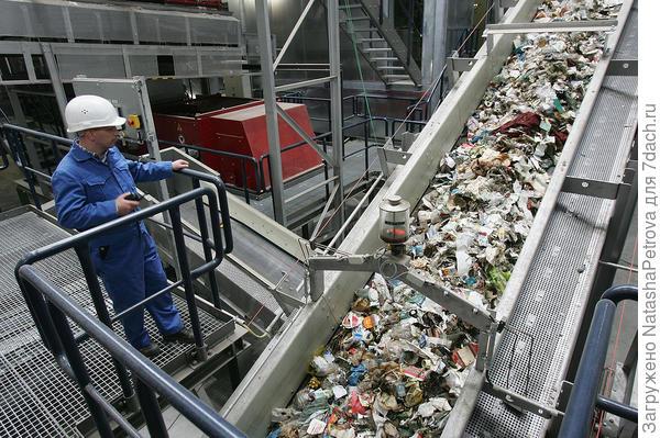 Раздельный сбор мусора и использование вторсырья: опыт разных стран