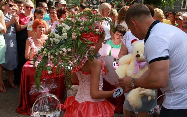 Фестиваль Аткарские розы. Фото с сайта saratovnews.ru