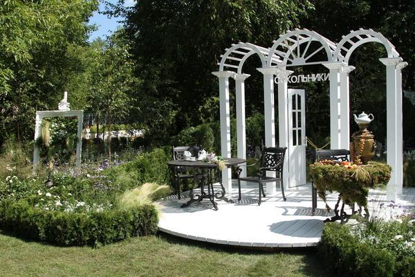 Чайный кабинет. Фото Елены Зотовой