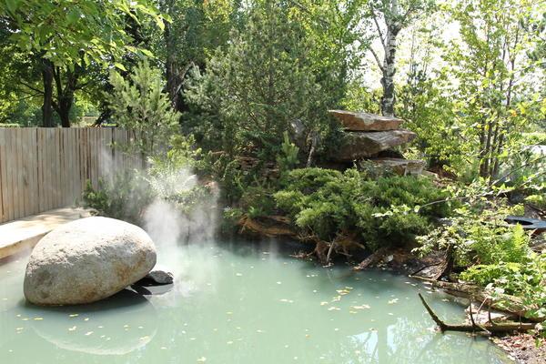 Сад Прометей Пола Херви-Брукса. Фото Елены Зотовой