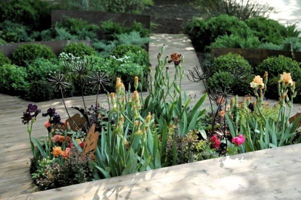 Воспоминания о детстве и мечты об идеальном садовом пространстве. Фото с сайта ogorod.ru