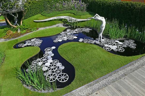 Imperial Garden - просто очень красиво и приятно. Фото Андрея Лысикова