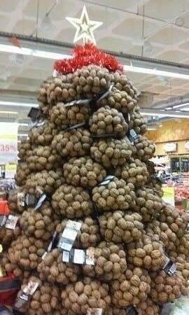 Елка картофельная)))