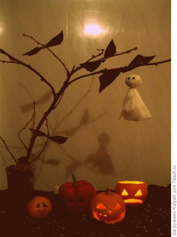 декор на Хелоуин